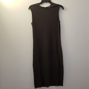 Vince Dress (Charcoal)